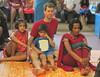 IMG_2663 (mohandep) Tags: school kalyan kavya derek anjana families bangalore friends