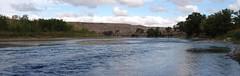 Old Man River (Mr. Happy Face - Peace :)) Tags: scenery albertabound cans2s lethbridge alberta canada landscape oldman river art2018 nature oldmanriver