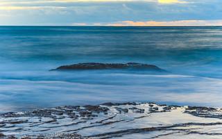 Smooth Moves Sunrise Seascape