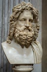 Zeus von Otricoli (Markus Wollny) Tags: city vatikan rom cittàdelvaticano vatikanstadt it