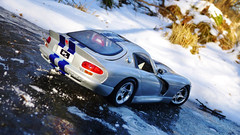 Dodge Viper On Ice (obscure.atmosphere) Tags: modellauto モデルカー modell 모델 자동차 model car diecast spielzeug トイズ 장난감 toy toys 118 juguetes modelo jouets modele snow schnee nieve neige 雪 눈 frost frozen eis ice winter invierno hiver 冬 겨울 dodge chrysler viper gts v10 us usa american muscle auto automobile supercar sportcar hypercar スポーツカー 스포츠카 exotic automobil sportwagen coche carro automovil deportivo voiture sport sonnenschein sonnenlicht licht light ligero lumiere 光 빛 sunlight sunshine sunny sonnig wald forest woods natur nature