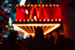 P H O T O S Y N T H E S I S (Panda1339) Tags: garish 28mm usa nightphotography summiluxq manhattan nyc newyorkcity mcdonalds streetphotography bokeh blur timessquare leicaq