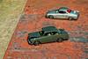 Chérie j'ai rétréci les VW (Deuz57) Tags: vw cox coccinelle beetle volkswagen bug voiture car oldtimer tiltshift nikon d3000 karmann ghia