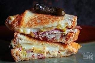 Cuban Melt - Cheese Louise