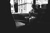 knittig (matthias hämmerly) Tags: zürich zuerich switzerland candid street streetphotography shadow contrast grain ricoh gr black white bw monochrom monochrome city town urban station bahnhof bnw people dancing lonely blackandwhite einfarbig train winterthur man knitting