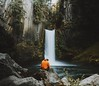 🌎 Toketee Falls, Oregon, US |  Short Stache Co. (travelingpage) Tags: travel traveling traveler destinations journey trip vacation places explore explorer adventure adventurer
