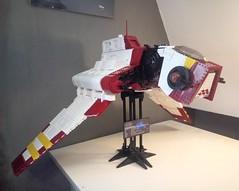 UCS Nu-Class Republic Attack Shuttle (tomvanhaelen) Tags: lego star wars custom moc ucs republic attack shuttle nuclass clone army galactic