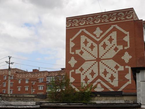 Орнамент в Михайловске