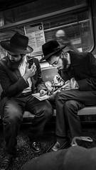 It's Complicated (C@mera M@n) Tags: blackandwhite city manhattan monochrome ny nyc newyork newyorkcity newyorkphotography people places street streetphotography subway urban beards hats men outdoors streetlife unitedstates us