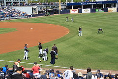 IMG_3252 (Joseph Brent) Tags: yankees spring training tampa florida steinbrenner field aaron judge