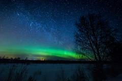 IMG_0009-Edit (Marko Pennanen) Tags: auroraborealis night nightphotography nightsky northernlights revontuli tähdet tähtitaivas