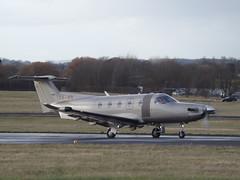 LX-JFX Pilatus PC-12/47E Jetfly Aviation (Aircaft @ Gloucestershire Airport By James) Tags: gloucestershire airport lxjfx pilatus pc1247e jetfly aviation egbj james lloyds