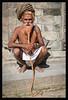 Sadhu à Pashupatinath (Joce.V) Tags: népal asia asie asiedusud katmandou pashupatinath sadhu ascète ascèteindou portrait homme people man streetphotography voyage travel barbe beard canon canoneos5dmarkii canon18200mmefsf3556is