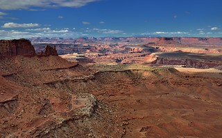 This Time in Canyonlands National Park I Hiked to Explore the Island in the Sky (Canyonlands National Park)