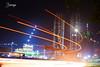 Light trails (Shamique) Tags: road building night city longexposure lighttrails colombo