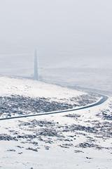 The Road to ..... (PedroLanders) Tags: sharpitor dartmoor devon mist