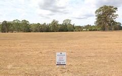 Lot 222 Hillview, Louth Park NSW