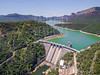 Paisaje aéreo con drones en industria e ingeniería (Paisajes Verticales) Tags: catalonia europe laselva lake sau spain tipusdeconstrucciã³ aerialperspective aerialphotography aerialview architecture birdseyeview civilengineering construction dam dronephotography energy fromabove hightangle infrastructure outdoors outside power reservoir river structure swamp topview verticalview water