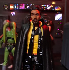 The Gambler (chevy2who) Tags: inch six actionfigure hansolo lando blackseries starwars series black wars star solo
