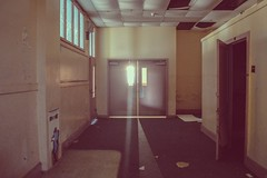 Public School No. 8 (sugar-bomb) Tags: urbex urban exploration abandoned school exploring derelict decay