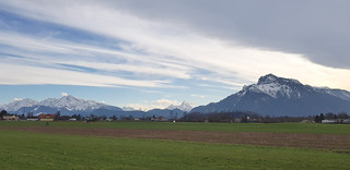 Hagengebirge - Hoher Göll- Watzmann - Untersberg