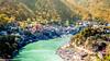 Rishikesh - Yoga Capital of the World (mrinal pal photography) Tags: ganga rishikesh river himalaya foothill yoga greenery