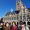 Greetings from Leuven (Sonia ROOSEN) Tags: 2018 belgium university library students
