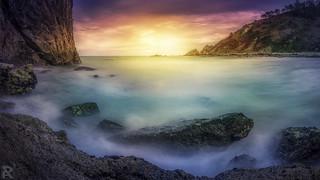Playa Xilo amanecer