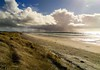West Gerinish beach (Domhnall Iain) Tags: beach machair south uist blue clouds light marram sand tiramhurain marine seascape
