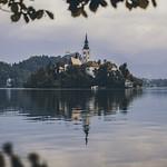 Lake Bled Framed thumbnail