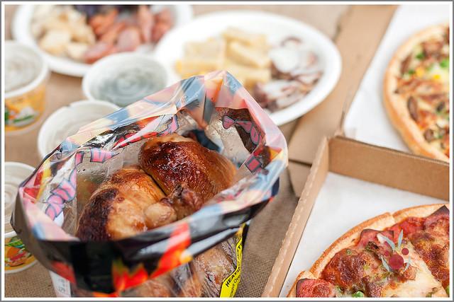 火龍果園星光野餐Ⅱ 找地瓜 烤地瓜 吃地瓜 (18)