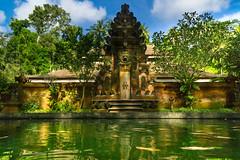 20180324DSC04967 (mchlphlmnn) Tags: indonesien bali temple tempel wasser teich