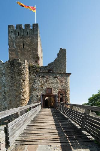 Westweg Etappe 13 | Burg Roetteln 4