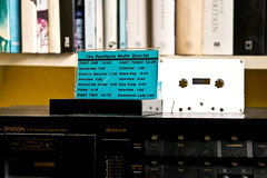 Cassette Culture #18: The Residents Radio Special (The_Kevster) Tags: cassette tape residents ralphrecords sanfrancisco theresidents radio special nikon dslr nikond3300 nakamichi dragon deck alternative crypticcorp