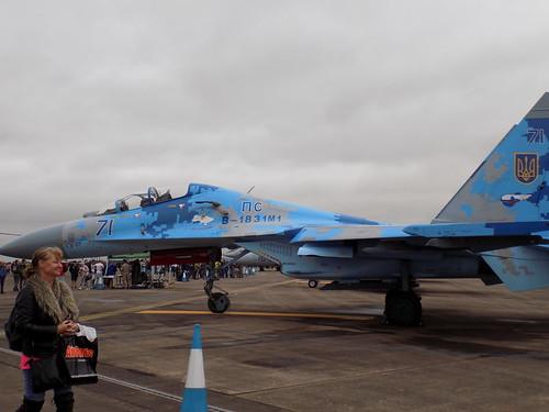 Ukraine Air Force Su-27