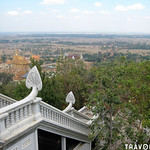 View from Oudong Hill thumbnail