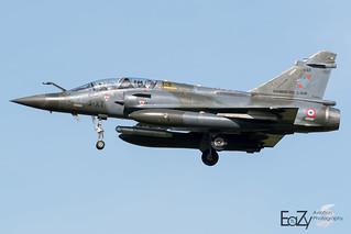 648 / 3-XT French Air Force (Armée de l'air) Dassault Mirage 2000D