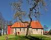 Kirche St. Petri in Horst bei Burweg (antje whv) Tags: kirchen kircheninniedersachsen churches bäume trees horstbeiburwege