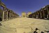 The two colonnades (T Ξ Ξ J Ξ) Tags: egypt fujifilm xt20 teeje samyang8mmf28 river aswan philae temple
