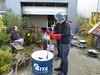 P1050185 (Resi van Zijl) Tags: raku klei clay keramiek ceramics vuur fire