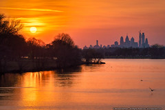 Philly Sunset (mhoffman1) Tags: collingswood cooperriver cooperriverpark phiadelpihia philly sonyalpha tamron150600mm a7riii camdencountynj cityscape sunset cherryhill newjersey unitedstates us