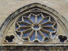 Olite Iglesia de San Pedro Navarra 02 (Rafael Gomez - http://micamara.es) Tags: olite iglesia de san pedro navarra