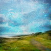 The House At The Edge (Janet_Broughton) Tags: lensbaby landscape seaside coastal digitalart landscapesofdreams colourful