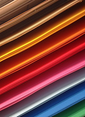 paper (Julaquinte) Tags: paper card colourful rainbow 118picturesin2018 officestationeryitems 101118