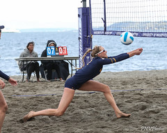 PAC-12 North Invitational 2018-FT4I2227 (Pacific Northwest Volleyball Photography) Tags: beachvolleyball ncaa pac12 pac12bvb alkibeach seattle