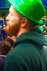 Irish (Dbesame) Tags: spectators parade stpatricksday