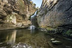 La Foradada (arribamarcos) Tags: laforadada cantonigrós osona barcelona cataluña españa cascada largaexposición haidand1000 aguaseda