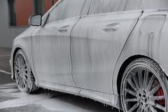 Mercedes_CLA_45_AMG_15 (Detailing Studio) Tags: detailing studio lyon charly mercedes cla 45 amg lavage traitement protection peinture carrosserie céramique cire nanotechnologie mat mate jantes