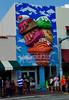 Gelateria Azucar, Little Havana (Bokeh & Travel) Tags: gelato miami littlehavana havana florida fl beach usa gelateria icecream ice cream pequena habana colorful streetscape city life azucar