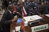 10th Extraordinary Summit of the African Union | Kigali, 21 March 2018 (Paul Kagame) Tags: joão lourenço angola africa au african union rwanda kigali free trade market afcta kagame